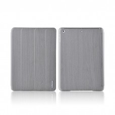 Чехол Remax для iPad Air Wood Grey