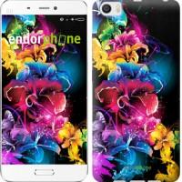 Чехол для Xiaomi Mi6 Plus Абстрактные цветы 511c-978