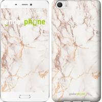 Чехол для Xiaomi Mi6 Plus Белый мрамор 3847c-978