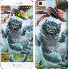 Чехол для Xiaomi Mi6 Plus Чеширский кот 3993c-978