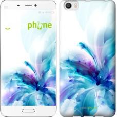Чехол для Xiaomi Mi6 Plus цветок 2265c-978