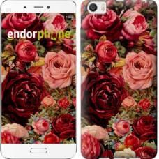 Чехол для Xiaomi Mi6 Plus Цветущие розы 2701c-978