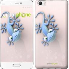 Чехол для Xiaomi Mi6 Plus Гекончик 1094c-978