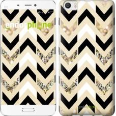 Чехол для Xiaomi Mi6 Plus Шеврон 10 3355c-978