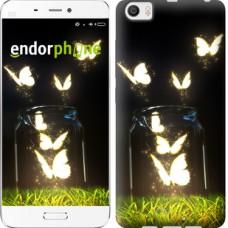 Чехол для Xiaomi Mi6 Plus Светящиеся бабочки 2983c-978