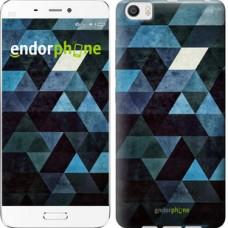 Чехол для Xiaomi Mi6 Plus Треугольники 2859c-978