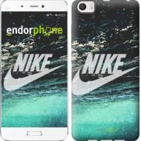 Чехол для Xiaomi Mi6 Plus Water Nike 2720c-978