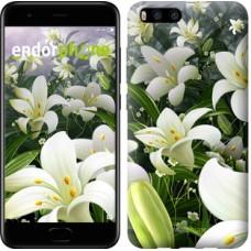 Чехол для Xiaomi Mi6 Белые лилии 2686c-965