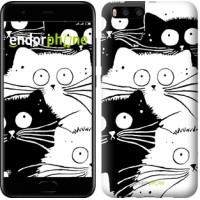 Чехол для Xiaomi Mi6 Коты v2 3565c-965