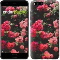 Чехол для Xiaomi Mi6 Куст с розами 2729c-965
