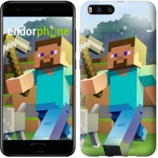 Чехол для Xiaomi Mi6 Minecraft 4 2944c-965