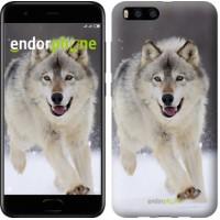Чехол для Xiaomi Mi6 Бегущий волк 826c-965