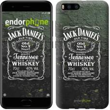 Чехол для Xiaomi Mi6 Whiskey Jack Daniels 822c-965