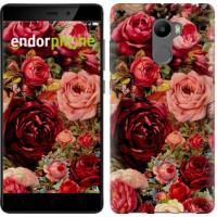 Чехол для Xiaomi Redmi 4 Цветущие розы 2701m-417
