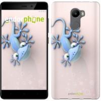 Чехол для Xiaomi Redmi 4 Гекончик 1094m-417