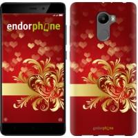 Чехол для Xiaomi Redmi 4 Ажурные сердца 734m-417