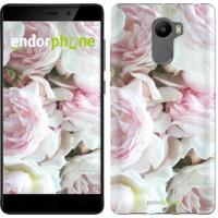 Чехол для Xiaomi Redmi 4 Пионы v2 2706m-417