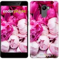 Чехол для Xiaomi Redmi 4 Розовые пионы 2747m-417