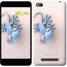 Чехол для Xiaomi Redmi 4A Гекончик 1094m-631