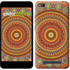 Чехол для Xiaomi Redmi 4A Индийский узор 2860m-631