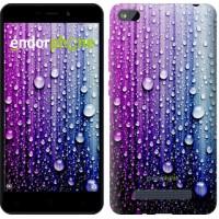 Чехол для Xiaomi Redmi 4A Капли воды 3351m-631