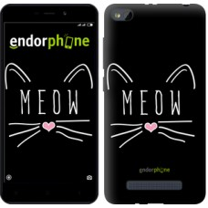 Чехол для Xiaomi Redmi 4A Kitty 3677m-631