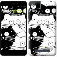 Чехол для Xiaomi Redmi 4A Коты v2 3565m-631