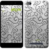 Чехол для Xiaomi Redmi 4A Металлический узор 1015m-631