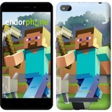 Чехол для Xiaomi Redmi 4A Minecraft 4 2944m-631
