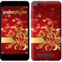 Чехол для Xiaomi Redmi 4A Ажурные сердца 734m-631