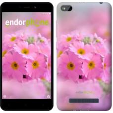 Чехол для Xiaomi Redmi 4A Розовая примула 508m-631