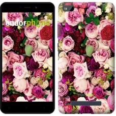 Чехол для Xiaomi Redmi 4A Розы и пионы 2875m-631