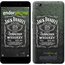 Чехол для Xiaomi Redmi 4A Whiskey Jack Daniels 822m-631