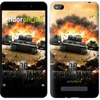 Чехол для Xiaomi Redmi 4A World of tanks v1 834m-631