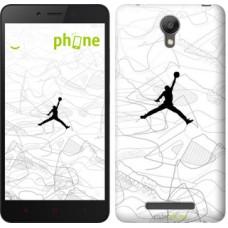 Чехол для Xiaomi Redmi Note 2 Air Jordan 3688c-96