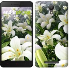 Чехол для Xiaomi Redmi Note 2 Белые лилии 2686c-96