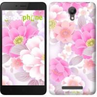 Чехол для Xiaomi Redmi Note 2 Цвет яблони 2225c-96
