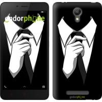 Чехол для Xiaomi Redmi Note 2 Галстук 2975c-96