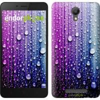 Чехол для Xiaomi Redmi Note 2 Капли воды 3351c-96