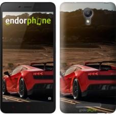 Чехол для Xiaomi Redmi Note 2 Lamborghini v2 2948c-96