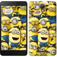 Чехол для Xiaomi Redmi Note 2 Миньоны 8 860c-96