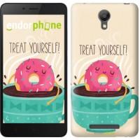 Чехол для Xiaomi Redmi Note 2 Treat Yourself 2687c-96