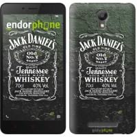 Чехол для Xiaomi Redmi Note 2 Whiskey Jack Daniels 822c-96