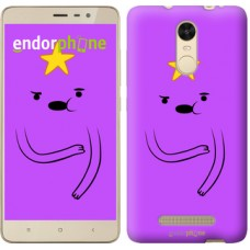 Чехол для Xiaomi Redmi Note 3 pro Adventure Time. Lumpy Space Princess 1122c-335