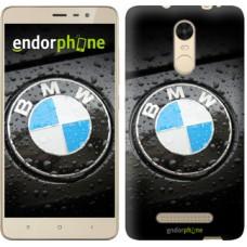 Чехол для Xiaomi Redmi Note 3 pro BMW 845c-335