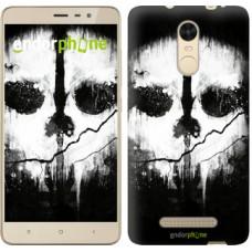 Чехол для Xiaomi Redmi Note 3 Call of Duty череп 150c-95