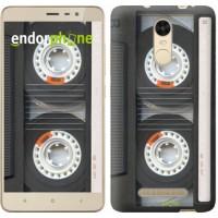 Чехол для Xiaomi Redmi Note 3 pro Кассета 876c-335