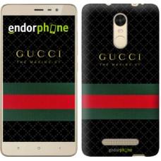 Чехол для Xiaomi Redmi Note 3 pro Gucci 1 451c-335