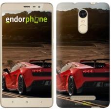Чехол для Xiaomi Redmi Note 3 pro Lamborghini v2 2948c-335