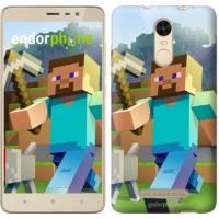Чехол для Xiaomi Redmi Note 3 pro Minecraft 4 2944c-335